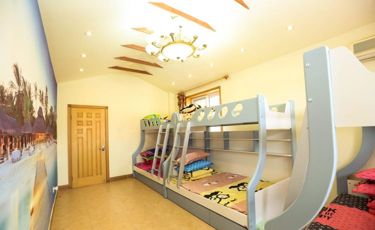 Is a bunk bed for kids a good idea?